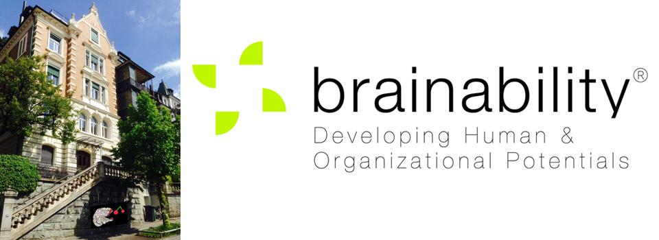 brainability - Systemische Beratung für Change & Transformation, Leadership, nachhaltige Leistungsfähigkeit und Potentialentfaltung.